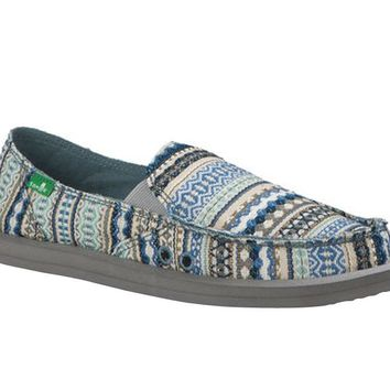 Sanuk Women's Donna Blanket Casual Shoe | Sportsman's Warehouse