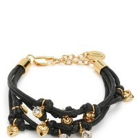 Multi Strand Charm Bracelet by Juicy Couture