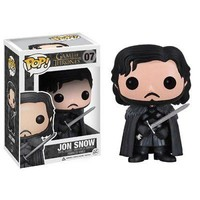 Funko Pop TV: Game of Thrones - Jon Snow Vinyl Figure