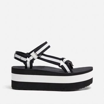 Opening Ceremony x Teva OC-Exclusive Flatform Universal Sandals - WOMEN - Opening Ceremony x Teva