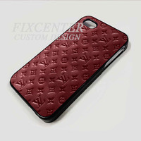 Louis Vuitton Patterns case for  iPhone 4 Blackcase for iPhone 4/4S/5 iPod 4/5 Galaxy S2/S3/S4/Note HTC Blackberry