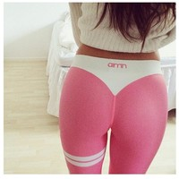 Women Fitness Workout Leggings