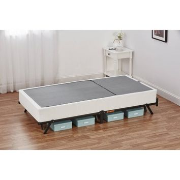 Mainstays Half-Fold Metal Box Spring, Multiple Sizes - Walmart.com