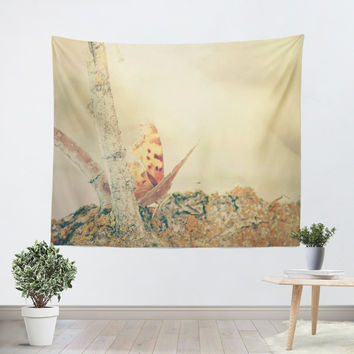 Ethereal Butterfly Tapestry