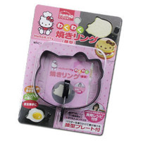 Hello Kitty Cooking Ring & Powder Stencil