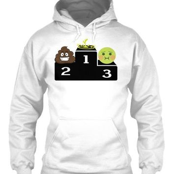 Poop Emoji #2 Podium Finish