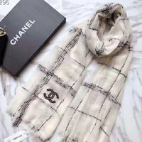 Stylish Women Comfortable Soft Cashmere Cape Scarf Scarves Shawl Accessories