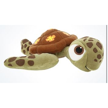 """Disney Parks Finding Nemo Squirt 9"""" Plush New With Tags"""