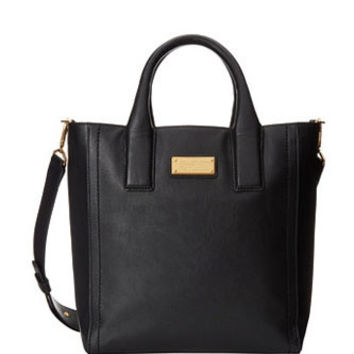 Marc by Marc Jacobs Mility Utility Leather Shoulder Tote
