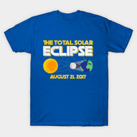 Beautiful Solar Eclipse 2017 Graphic Shirt by trendyshirts