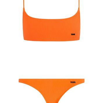 SUNNY BOY - POP ORANGE *IN REGULAR OR CHEEKY BUM* - TOP