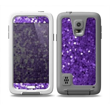 The Purple Shaded Sequence Skin Samsung Galaxy S5 frē LifeProof Case
