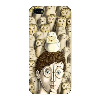 Harry Potter Owl Cosaty iPhone 5/5S/SE Case