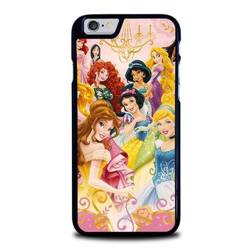 DISNEY PRINCESS iPhone 6 / 6S Case Cover