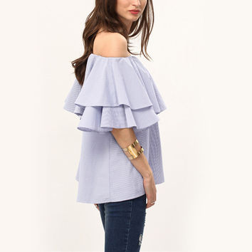 Debbie Off The Shoulder Blouse