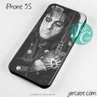 Alice Cooper Handing knife Phone case for iPhone 4/4s/5/5c/5s/6/6 plus