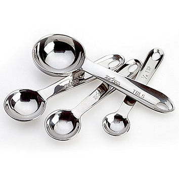 All-Clad Stainless Measuring Spoon Set