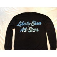 Liberty Cheer All Stars Fitted Hoodie - Liberty Proshop