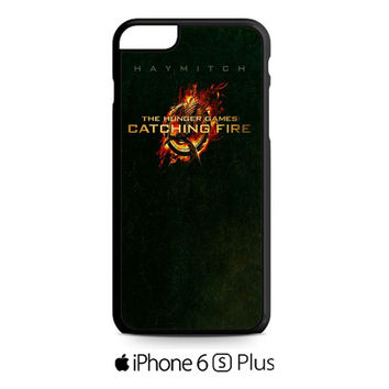 Haymitch Hunger Games iPhone 6S  Plus  Case