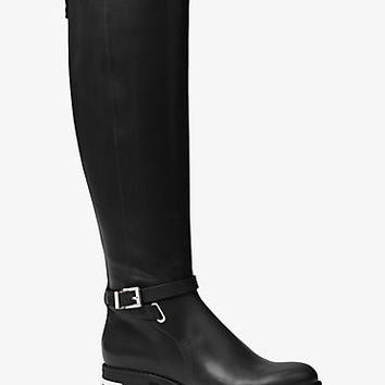 Arley Leather Boot | Michael Kors