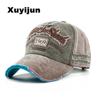XUYIJUN 2018 brand snapback men women caps hats for bone Casquette Hats Vintage Sun Hat 5 Panels Winter Baseball Caps dad cap