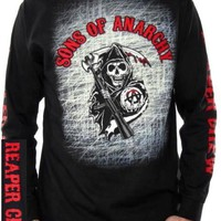Sons Of Anarchy Long Sleeve T-Shirt - Reaper Crew