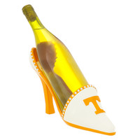 University of Tennessee Shoe Wine Bottle Holder