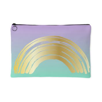 Rainbow Makeup Pouch