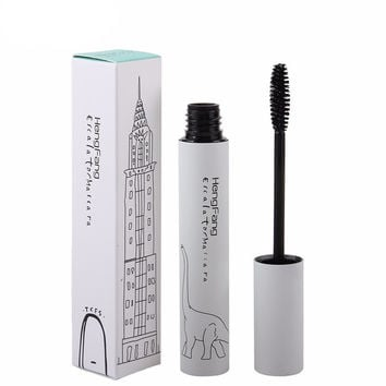 2016 New Brand HengFang Zoo Series Charm Thick Mascara Lengthening Eye Makeup 8g #H6162