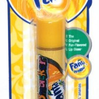 Lip Smacker Soda Pop Flavored Lip Gloss, Fanta Pineapple (1 Each)