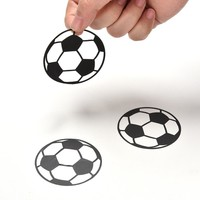 Colorful Football Soccer Ball Wall Sticker For Kids Rooms Boys Bedroom Art Vinyl Children Wall Sticker Nursery Home Decor 20 Pcs