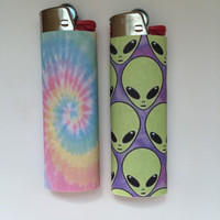 We Out There Lighter Set