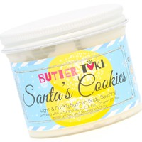 Santa's Cookies Body Butter Soufflé Holiday Collection 2017