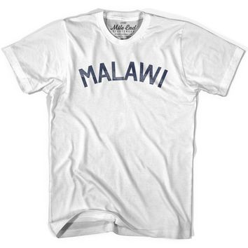 Malawi City Vintage T-shirt