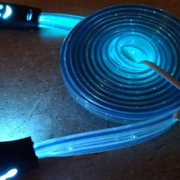 iPhone 5 LED color changing 3 ft charger