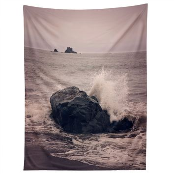 Catherine McDonald Northern California Beach Tapestry