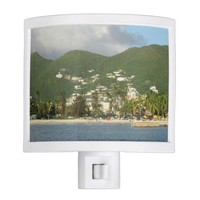 Simpson Bay St. Maarten Night Light