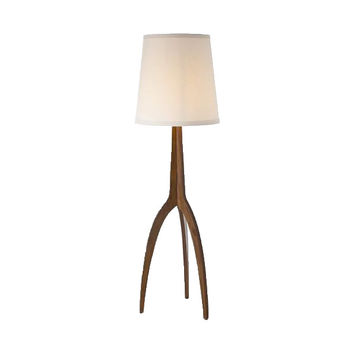 Linden Wood Floor Lamp