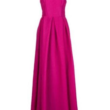Marchesa Notte Embellished Neck Gown - Marchesa - Farfetch.com
