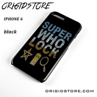 Superwholock For Iphone 6 Case UY