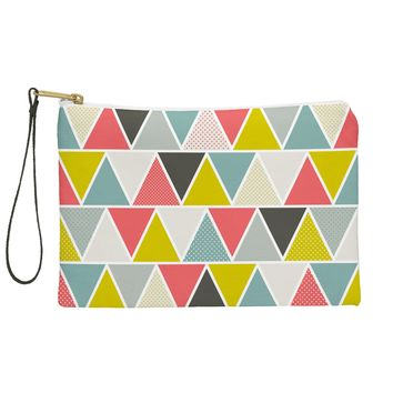 Heather Dutton Triangulum Pouch