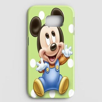 Cute Baby Mickey Mouse Disney Samsung Galaxy Note 8 Case