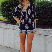 Desert at Dusk Romper