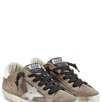 Golden Goose - Super Star Suede Sneakers