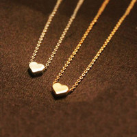 ROMWE | Love Pendant Necklace(Halloween sale on 10.26), The Latest Street Fashion