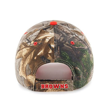 Cleveland Browns Realtree Frost Adjustable Strap Hat / Cap