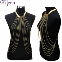 Sexy Body Chain For Summer 2016