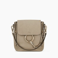 Chloe Small Faye Backpack, Women's Bags | Chloé Official Website | CHC17AS233CHHEU