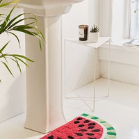 Watermelon Bath Mat | Urban Outfitters