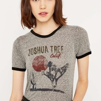 Truly Madly Deeply Joshua Tree Tee - Urban Outfitters